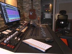 Studio PROJET 10-4 /  RÉGIE I