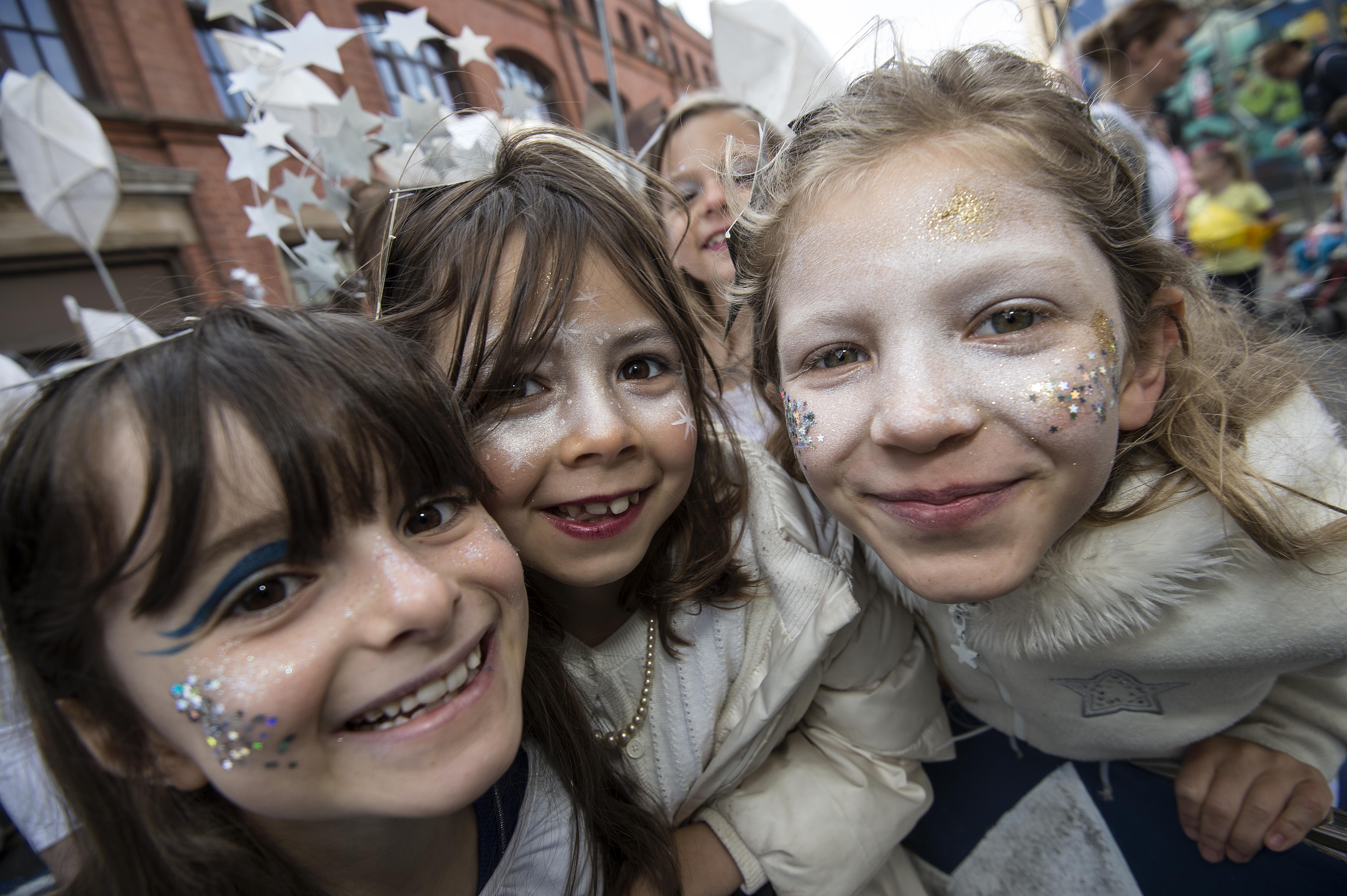 Children's Parade 2017