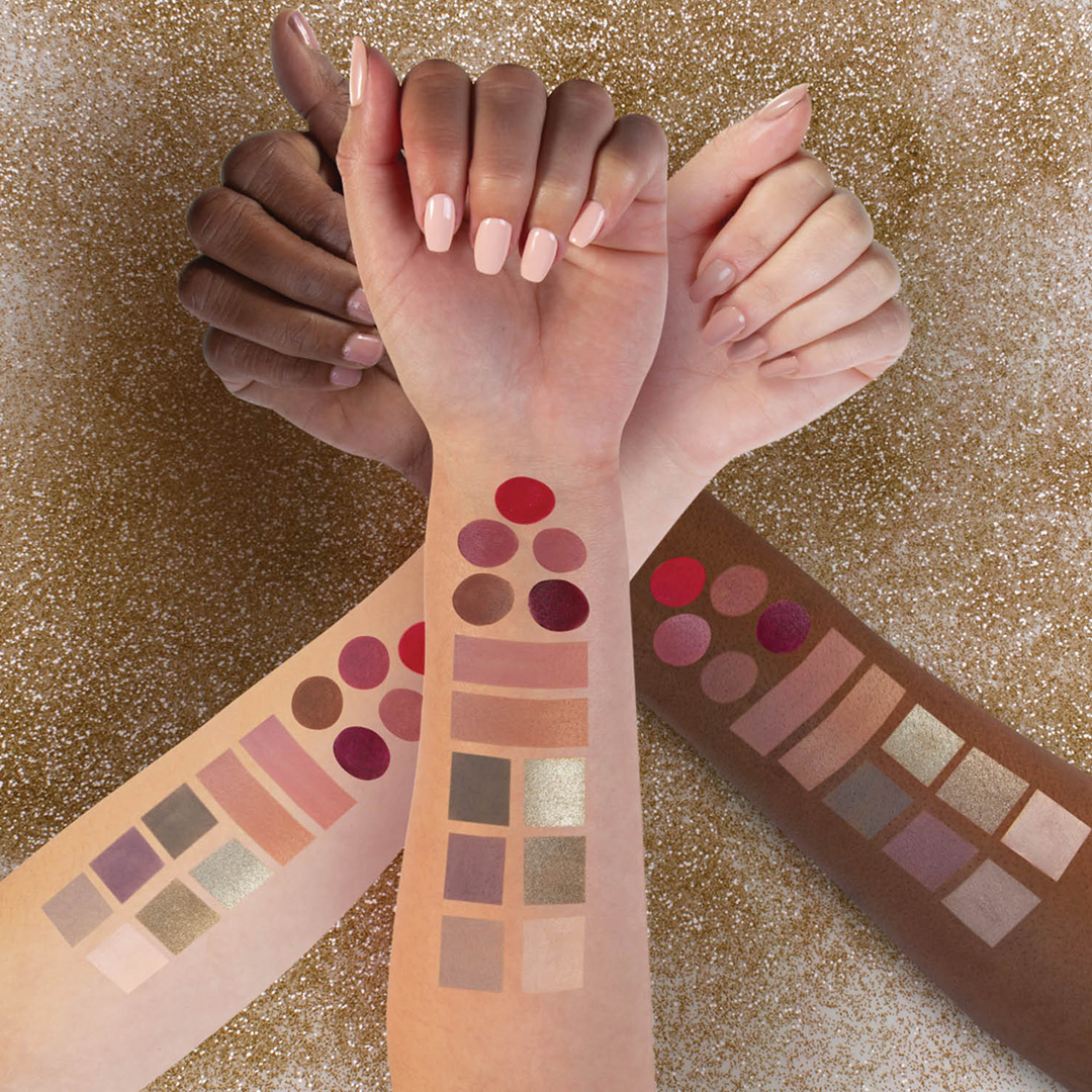 Holiday Swatches