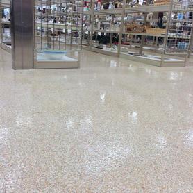 Commercial Quartz Floors