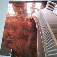 Metallic Resinous Floors 06