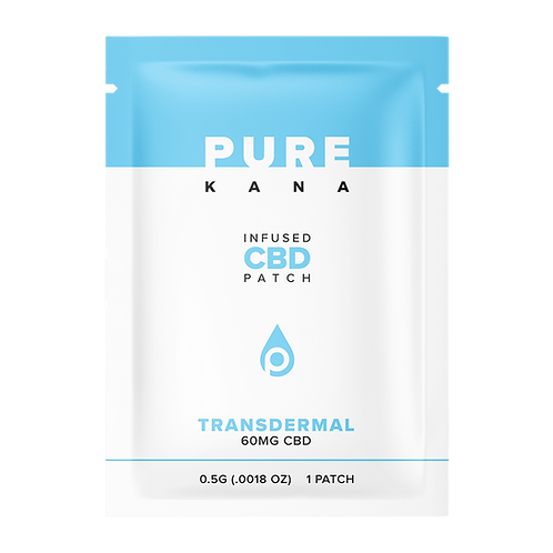 PureKana CBD Transdermal Patch