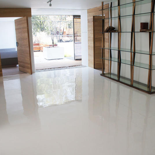 Solid Color Resinous Floors 08