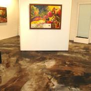 Metallic Resinous Floors 12