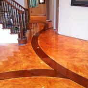 Metallic Resinous Floors 03