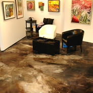 Metallic Resinous Floors 05