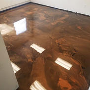 Metallic Resinous Floors 11