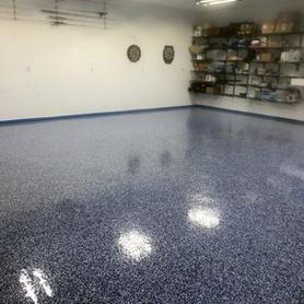 Polymer Flake Floors 04