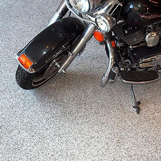 Polymer Flake Floors 05