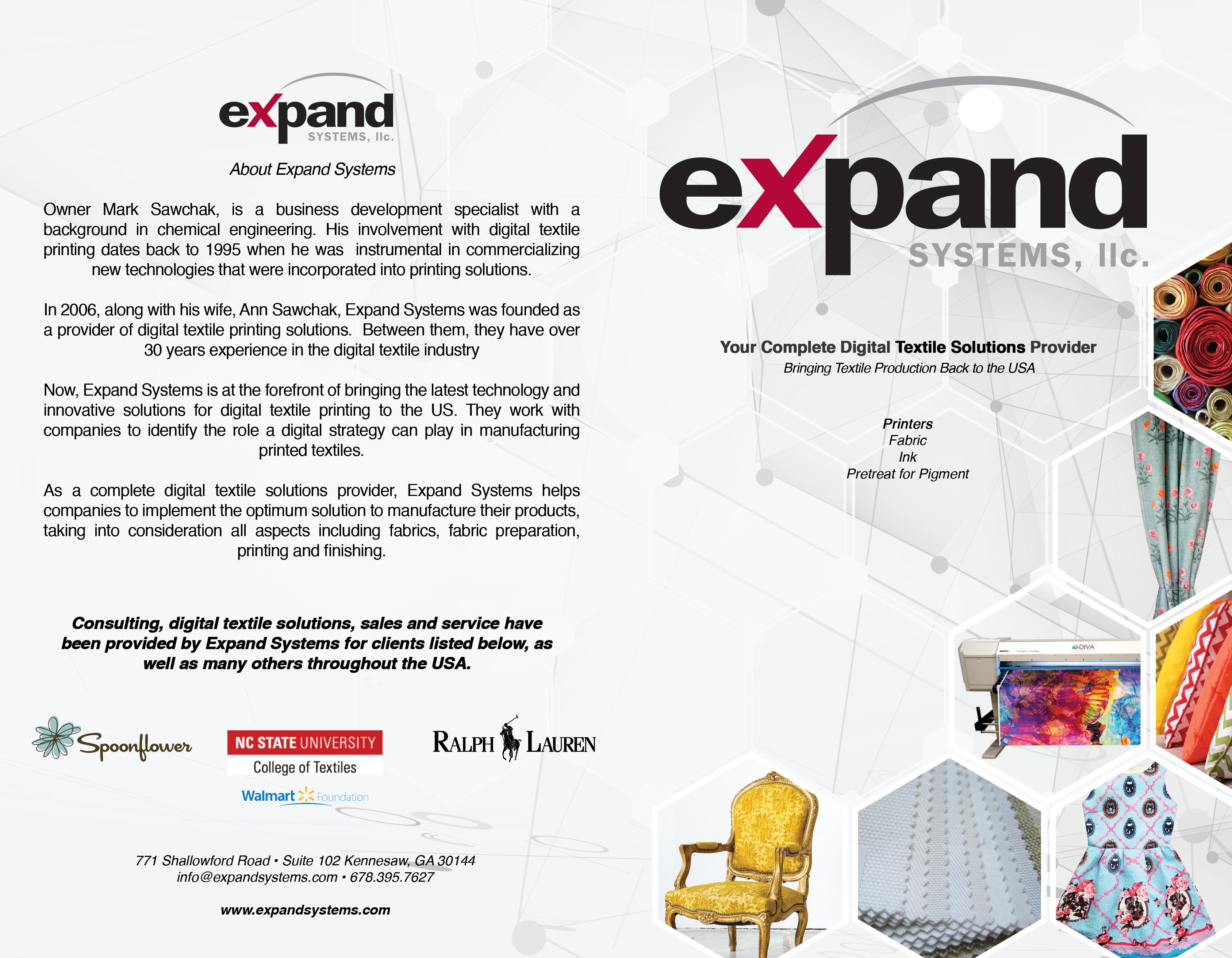 Expand SGIA Brochure