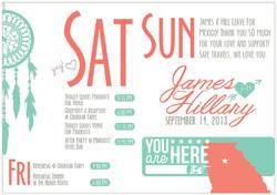 Weekend Information