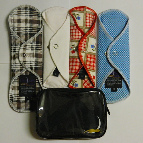Value Pack - Starter Cloth Pad Pack