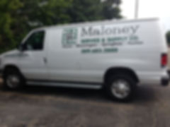 Maloney Service | Janitorial Services & Supplies Van