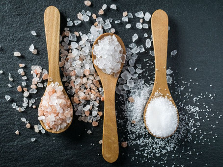 Not All Salt Is the Same