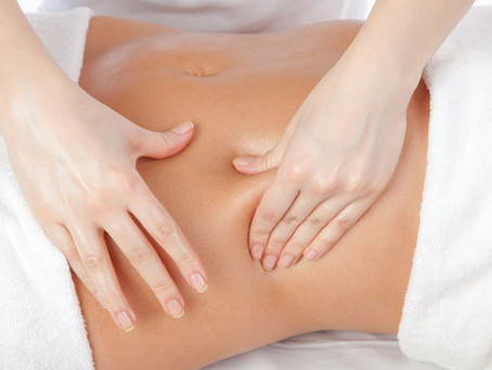A 2-minute Stomach Massage For Bloating And Indigestion