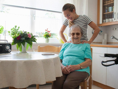 Massage and Music Therapy May Be Better Than Pills for Certain Dementia Symptoms