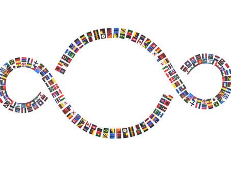 La Bandiera del Mondo  |  1 + 1 = 3