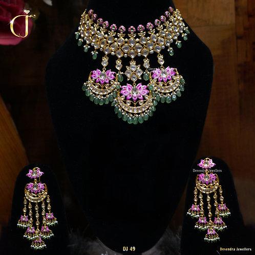 Bridal Polki Jewellery