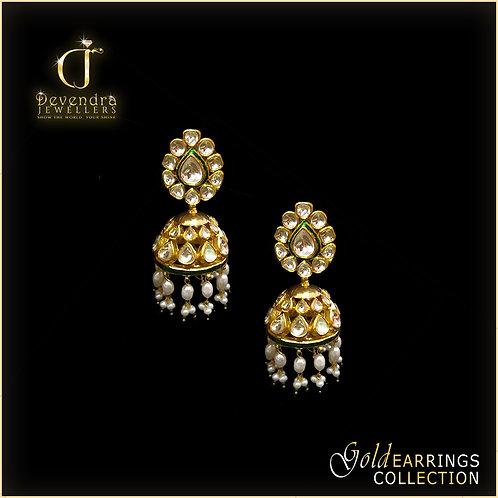 Jhumka Ear Rings