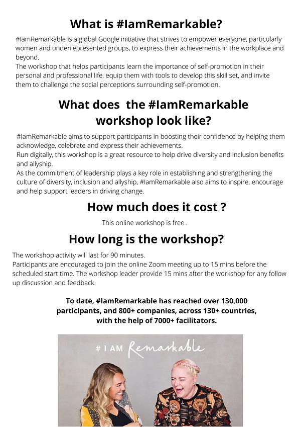 Workshop #IamRemarkable.png