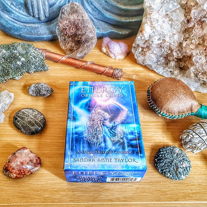 Energy Oracle Reading - 3 Card Reading