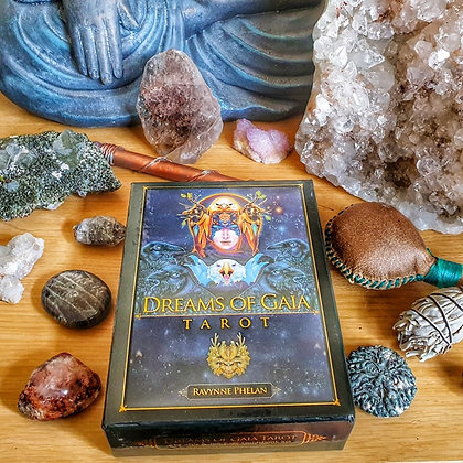 Dreams Of Gaia Oracle Reading - 12 Card Reading