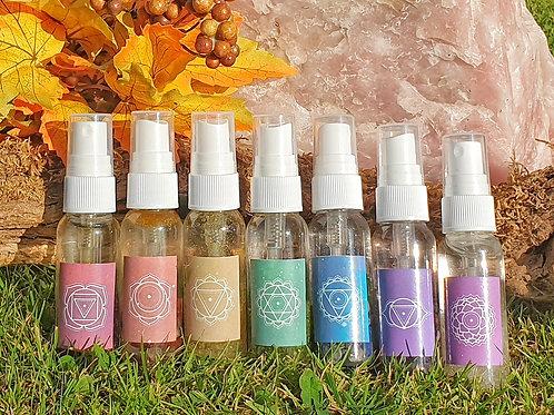 Chakra Aura Sprays - Individual