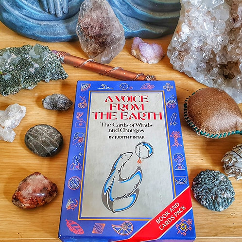 A Voice From The Earth Reading - 7 Card Reading