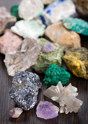 Mineral Mystery Box
