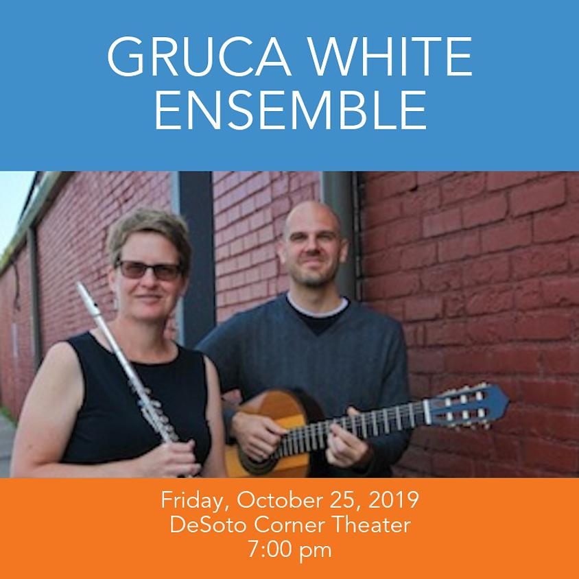 Gruca White Ensemble - DeSoto