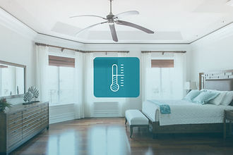Inteligentní dům zajistí tepelný komfort