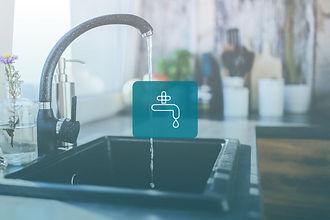 Inteligentní dům kontroluje vodu