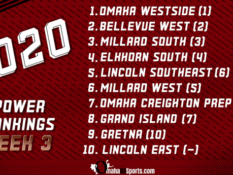 Week 3: 2020 Class A football power rankings