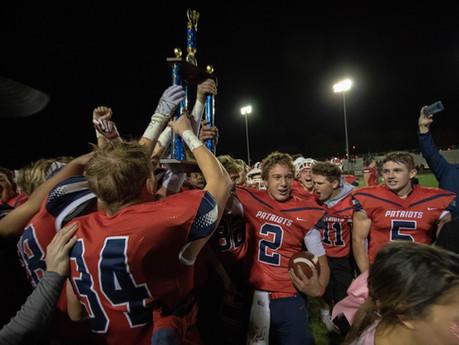 Patriots scrape by Westside, earn A-5 title
