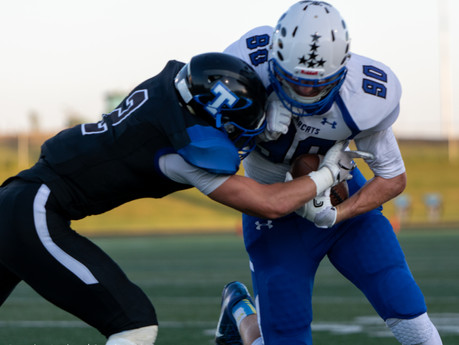 In pictures: Kearney continues win streak, glides past Papio South