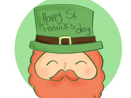A Cheer to St. Patrick's Day!