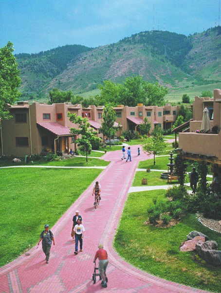 Harmony Village, Golden