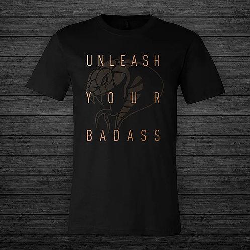 UNLEASH YOUR BADASS | Battleworn Bronze