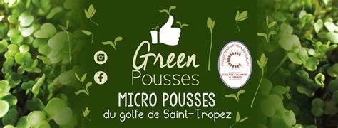 green pousses
