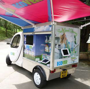 Ecover Electric Buggy