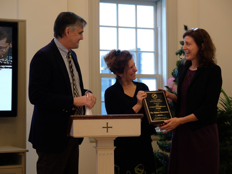 Concord Carlisle Human Rights Council Honors The Nature Connection