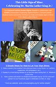 MLK Celebration 2020 Flyer Take 5 12.8.2