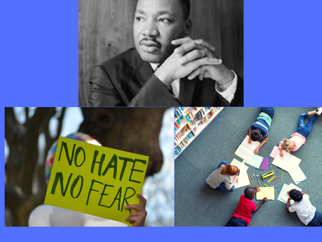2021 Martin Luther King, Jr. Observance – This Little Sign of Mine