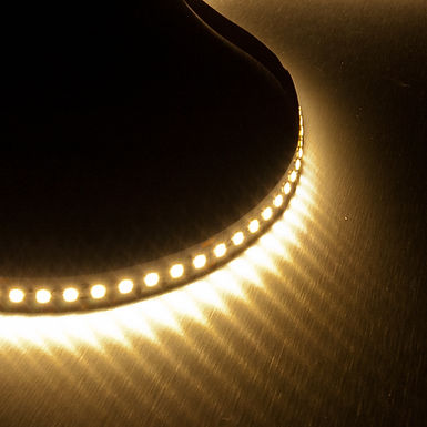 SECTION 63 mm RUBAN LED 22 W/m 128 LEDs/m 3000K COURANT CONSTANT- SUR2835BC128CC