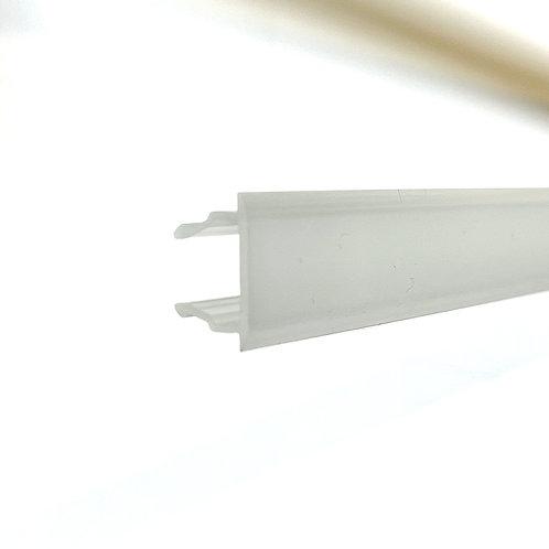 DIFFUSEUR OPALE 2000mm pour profil 1912 URBAN PROFIL - 41180