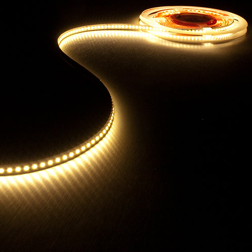 ROULEAU RUBAN LED 9,6 W/m 112 LEDs/m 2700K - 30102