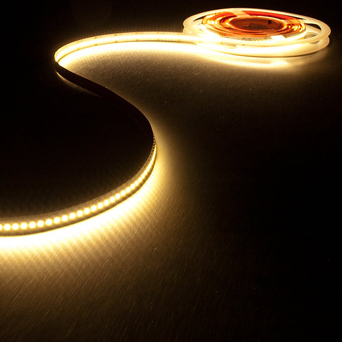 ROULEAU RUBAN LED 19,2 W/m 240 LEDs/m 2700K - 30134