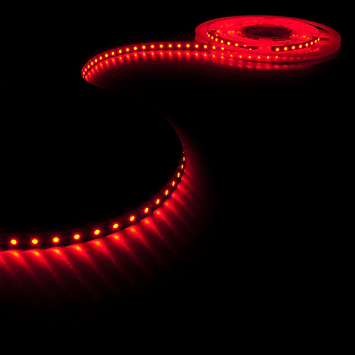 ROULEAU RUBAN LED 7,7 W/m 96 LEDs/m ROUGE - UR3528R96