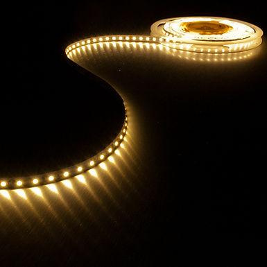 ROULEAU RUBAN LED 7,7 W/m 96 LEDs/m 2800K - UR3528BTC96