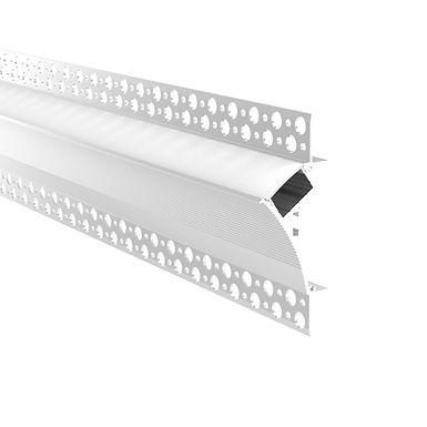PROFIL ALUMINIUM BLANC 2000 x 95,6 x 35,2 mm URBAN PROFIL 9535 TRIMLESS - 40150